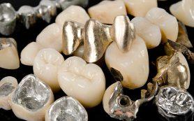 Различные сплавы, применяющиеся в стоматологии