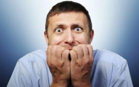 Тревога, как причина развития язвы желудка