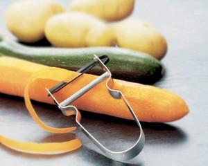 Кожура овощей полезна для ЖКТ