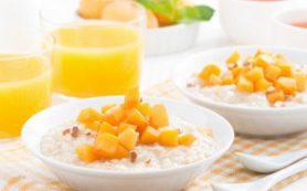 Завтрак – отличная профилактика диабета и проблем ЖКТ