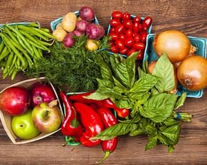 Установлена оптимальная суточная доза фруктов и овощей