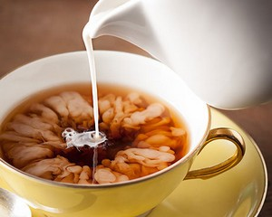 Чай с молоком вреден для ЖКТ