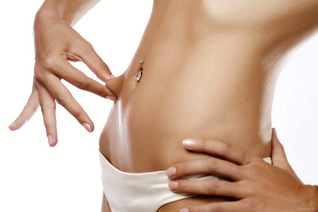 Абдоминопластика живота у женщин