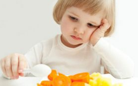 Нерегулярное питание провоцирует у детей гастрит