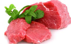 Глобальное ожирение может быть вызвано потреблением мяса
