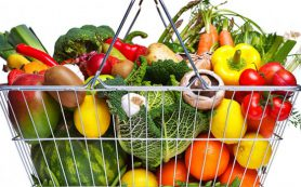 Для хорошего самочувствия необходимо употреблять больше фруктов и овощей