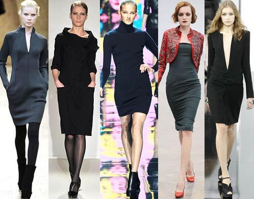 Пять неписаных правил о маленьком черном платье