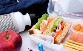 Здоровое питание: что взять в дорогу?