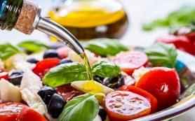 Средиземноморская диета поможет защитить печень