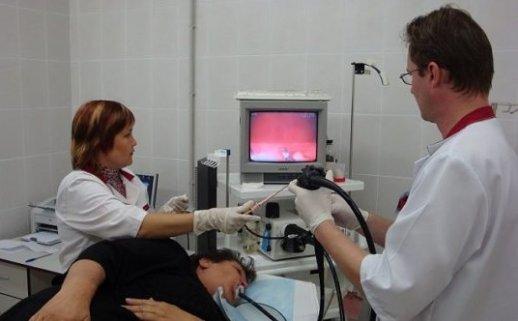 Фиброгастроскопия как метод диагностики заболеваний ЖКТ