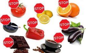 Какие продукты можно употреблять во время болезни, а какие нельзя