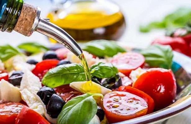 Средиземноморская диета откладывает маразм на три года