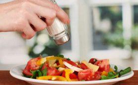 Смертельно опасная доза соли