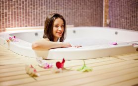 Лечебные ванны для здоровья желудка