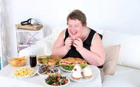 Причину переедания нужно искать в детстве