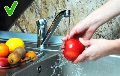 Продукты, которые нужно и не нужно мыть