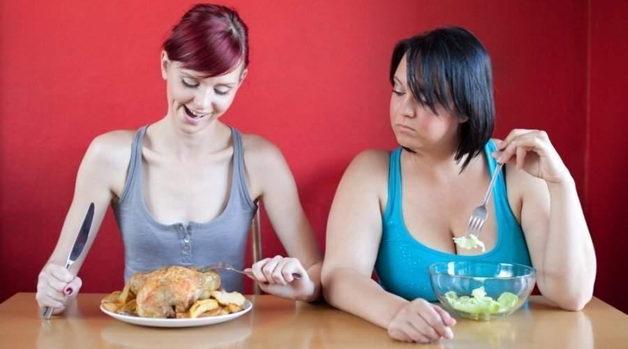 Новая диета, которая поможет «разогнать» обмен веществ