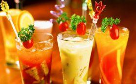 Летние напитки, которые позволят быстро сбросить лишние килограммы