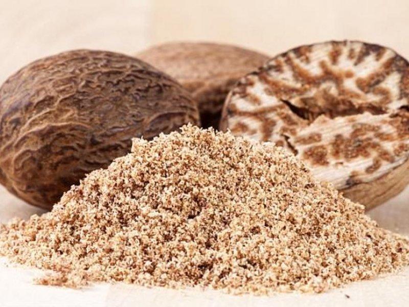 Для защиты печени нам нужен мускатный орех