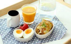 Этот завтрак приведет в порядок пищеварение