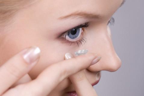Контактные линзы. Типы контактных линз