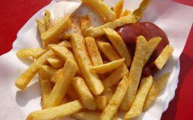 Ученые объяснили, сколько картошки фри можно съесть