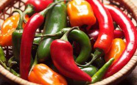 5 причин чаще есть острую пищу