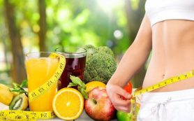 Продукты, которые в сочетании друг с другом помогают быстро похудеть