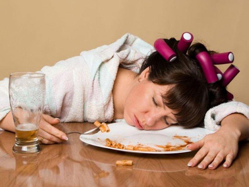 6 продуктов, которые провоцируют усталость