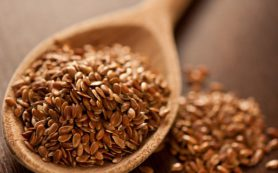 Семена льна улучшают флору кишечника и метаболизм