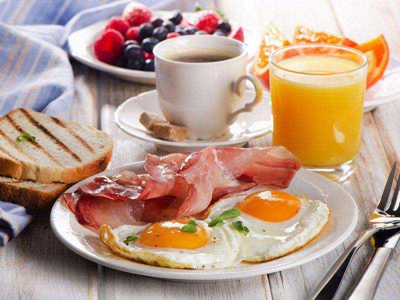 Каким должен быть завтрак?