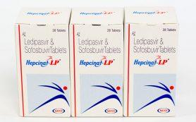 Прогрессивный Hepcinat: успешная терапия ВГС без  высокотоксичных медикаментов