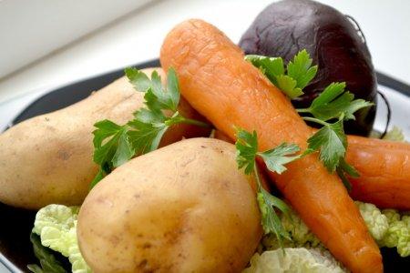 Вареные овощи могут быть полезнее сырых