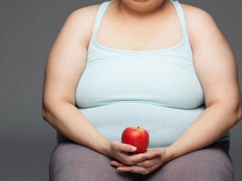 Организм людей с лишним весом может страдать от настоящего голодания