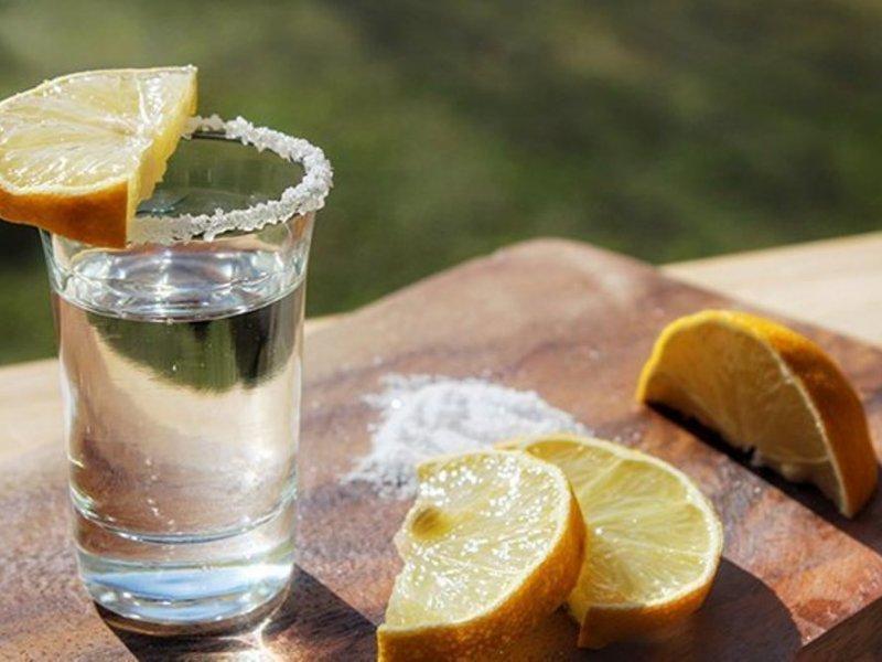 Напиток текила может помочь похудеть