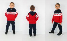 Модные детские спортивные костюмы от магазина olioli.com.ua