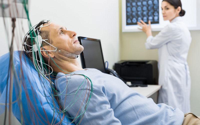 РЭГ сосудов головного мозга