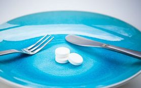 Создана таблетка, расширяющаяся прямо в желудке