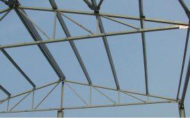Металлическая ферма — важный элемент металлоконструкций