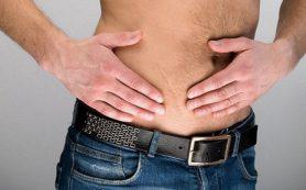 Очень худые мужчины склонны к развитию болезни Крона