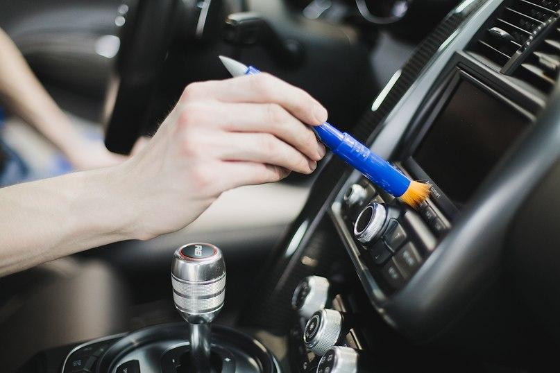 Квалифицированный подход к детейлингу вашего автомобиля от автостудии konkretno.kiev.ua