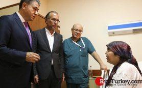Турецкие врачи применили новый метод пересадки печени