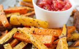 4 продукта, с которыми вредно есть жареную картошку