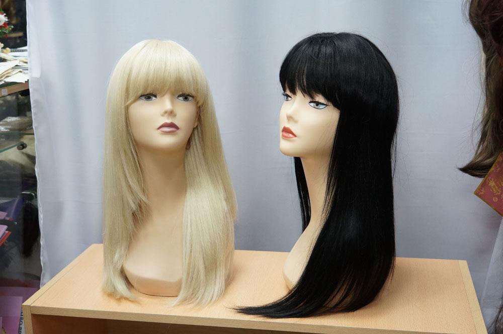 Как правильно выбрать парик