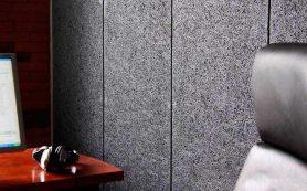 Шумоизоляционные панели для стен: виды и преимущества