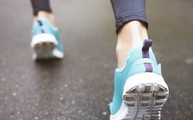 6 часов в день на ногах защищают от ожирения