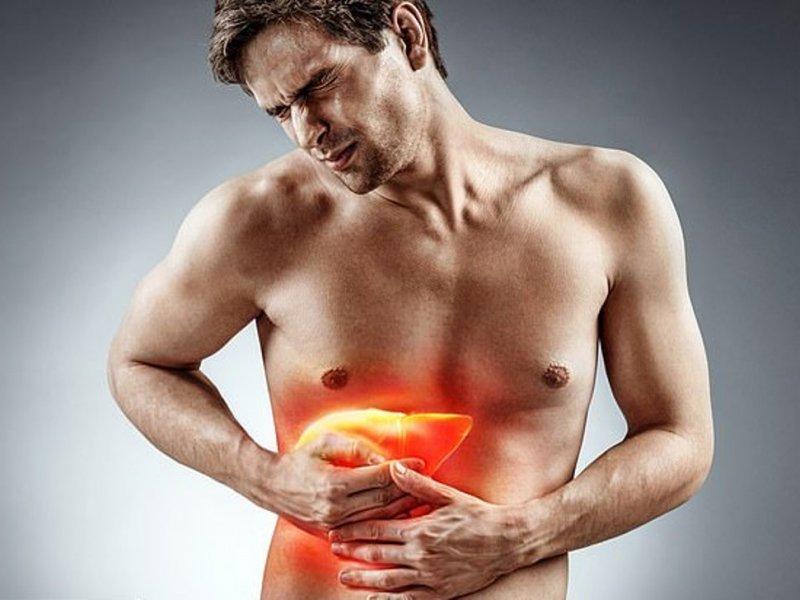 Даже трезвые люди могут иметь болезни печени
