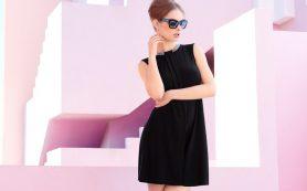 Как подобрать маленькое черное платье?