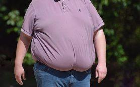 У жертв лишнего веса обнаружили жир в легких