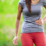 Почему болит в боку во время бега?